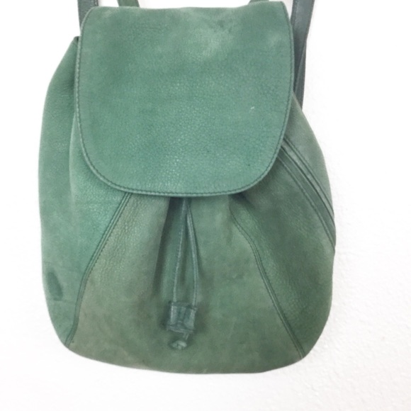 Coach Handbags - RARE Vintage Coach Leather Made In Italy Backpack